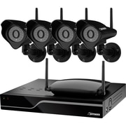Defender® Sentinel Wireless 4 CH 500GB DVR and 4 Wireless 520TVL Cameras
