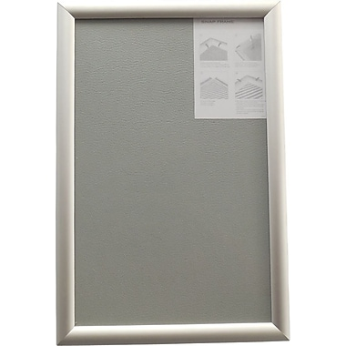Snap Frame, Aluminum, 11in. x 17in. Size