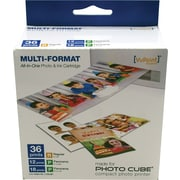 Vupoint Photo Cube ACS-IP-P20-VP Color Ink and Paper Cartridge