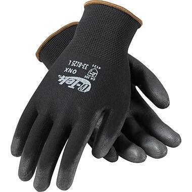 G Tek Onx Seamless Knit Nylon Gloves Black Xxl Staples 174