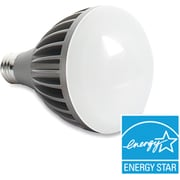 Verbatim 15 Watt R30 LED Light Bulb, Soft White, Dimmable