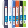 1in. Staples® Standard View Binder with Slant-D™ Rings