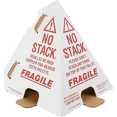 Cônes « No Stack », 8 po x 8 po x 10 po
