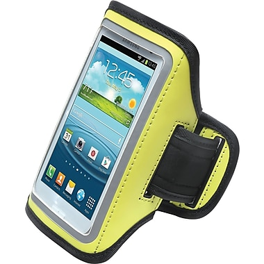 Aduro U-Band Sport Armband for Samsung Galaxy S3/S4, Green