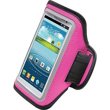 Aduro U-Band Sport Armband for Samsung Galaxy S3/S4, Pink