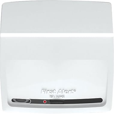 First Alert® Designer Series Photoelectric Smoke & Fire Detector with Thin Design