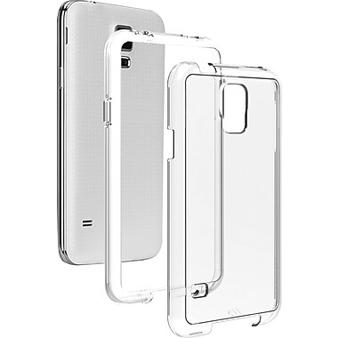 Case-Mate GS5 Tough Naked Samsung Galaxy S5 Case, Clear, CM030887