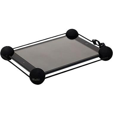 Absorbeurs de chocs iBallz Mini pour iPad mini, iPad Air, Nexus 7 et la plupart des tablettes de 6 à 8 po, noir