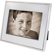"Natico Stainless Steel Metal Frame, 5"" x 7"""