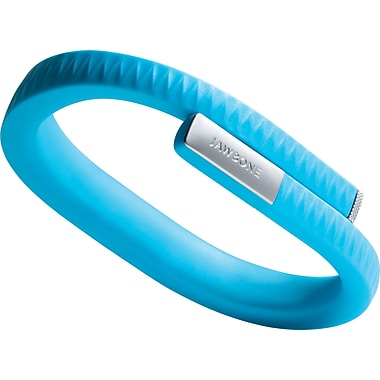 Jawbone UP Blue Fitness Tracker, Medium
