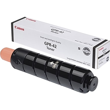 Canon GPR-42 Black Toner Cartridge (4791B003)