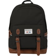 Benrus American Heritage Cavalry Backpack, Black