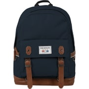 Benrus American Heritage Cavalry Backpack, Dark Blue