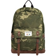 Benrus American Heritage Bulldog Backpack, Green Camo