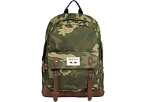 Benrus American Heritage Bulldog Backpack, Green Camo