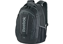 Reebok Big Gulp Laptop Backpack, 17' Laptop, Black