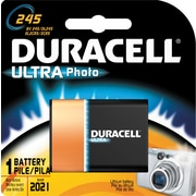 Duracell Ultra 6.0-Volt Lithium Battery (DL245BPK)