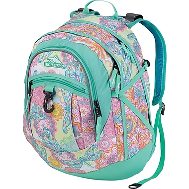 High Sierra Fat Boy Backpack, Henna Dragon