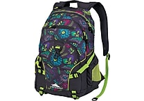 High Sierra Loop Backpack, Flower Stitch Mercury