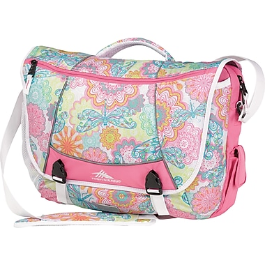 High Sierra Tank Messenger, Henna Dragon /Pink Lemonade