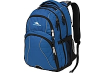 High Sierra Swerve Backpack, Royal Cobalt Blue