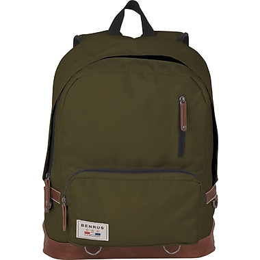 Benrus American Heritage Infantry Backpack, Olive