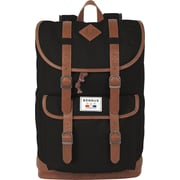 Benrus American Heritage Scout Backpack, Black