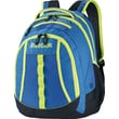 Reebok Thunderchief Backpack, 15.6in. laptop/H20 Hydration System, Blue/Yellow