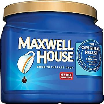 Maxwell House Original Roast 30.6 Oz. Ground Coffee