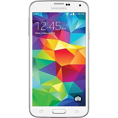AT&T Samsung Galaxy S5, White