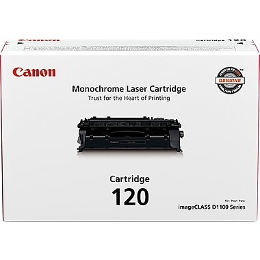Canon® 120 Black Toner Cartridge (2617B001)