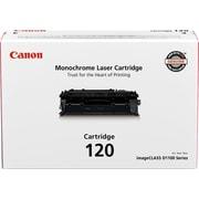 Canon® – Cartouche de toner noire 120 (2617B001)