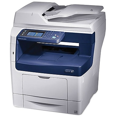 Xerox® – Imprimante laser monochrome multifonctions WorkCentre™ 3615DN, AirPrint, recto verso