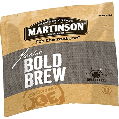 Martinson Bold Brew Coffee PODS, 100/Pack, (4003083)