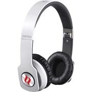 Noontec Zoro HD True Sound Headphones with Inline Mic and Answer/End Button, White