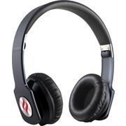Noontec Zoro Professional Steel Reinforced SCCB Sound Technology Headphones, Black