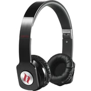 Noontec Zoro HD True Sound Headphones with Inline Mic and Answer/End Button, Black