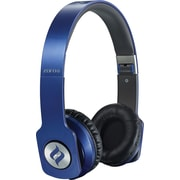 Noontec Zoro HD True Sound Headphones with Inline Mic and Answer/End Button, Blue