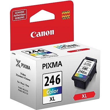 Canon® CL-246XL Colour Ink Cartridge (8280B001), High Yield