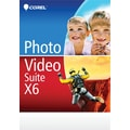Corel Photo Video Suite X6 (1 User) [Boxed]