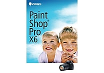 Corel PaintShop Pro X6 (1 User) [Boxed]