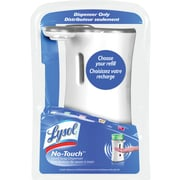 LYSOL® HEALTHY TOUCH™ Hand Soap Dispenser, White