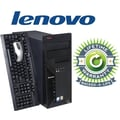 Lenovo Refurbished C2D 1.8GHz TW Desktop PC Lifetime Warranty