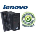 Lenovo Refurbished C2D 2.3GHz TW Desktop PC Lifetime Warranty