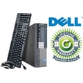 Refurbished Dell Optiplex C2D SFF, 160GB Hard Drive, 4GB Memory, Intel Core 2 Duo, Win 7 Pro, Lifetime Warranty