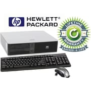 Refurbished HP Compaq C2D SFF, 120GB Hard Drive, 2GB Memory, Intel Core 2 Duo, Win 7 Pro, Lifetime Warranty