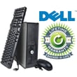 Refurbished Dell Optiplex C2D SFF, 80GB Hard Drive, 2GB Memory, Intel Core 2 Duo, Win 7 Pro