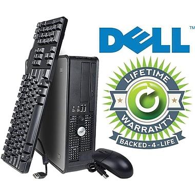 Refurbished Dell Optiplex C2D SFF, 80GB Hard Drive, 2GB Memory, Intel Core 2 Duo, Win 7 Pro
