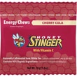 Honey Stinger® Caffeinated Energy Chews, Cherry Cola, 1.8 oz., 12/Box