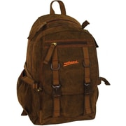 Extreme Canvas Backpack, Dark Brown